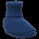 Reiff woolen booties ozean
