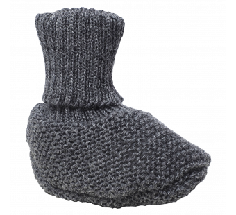 Reiff woolen booties kiwi/fels
