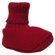 Reiff woolen booties burgund