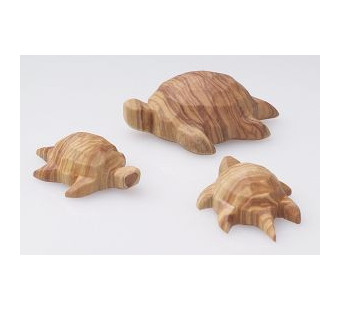 Predan wooden turtle