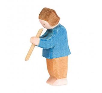 Ostheimer Boy with flute (10022)