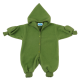 Reif merino woolfleece overall green