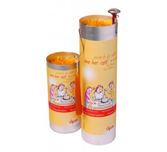 Dipam complete package to make your own bee wax candles