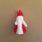 Vilten poppetje Sinterklaas