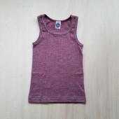 Cosilana sleeveless shirt burgundy (91230)