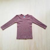 Cosilana longsleeve cotton wool silk  brown (91233)