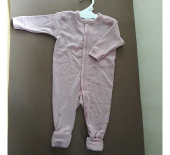 Joha merino woolen jumpsuit old pink  (56140)