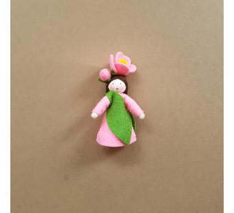 vilten poppetje Japanse sierkers