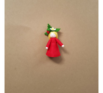 Seasonal doll strawberry