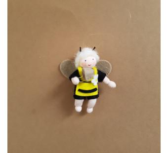Seasonal doll black bee