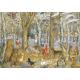 Postal card Fairy Tale Wood (Molly Brett)
