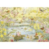 Postkaart Garden Magic (Molly Brett)