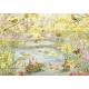 Postcard  Garden Magic (Molly Brett)