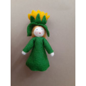 Seasonal doll Sweet briar
