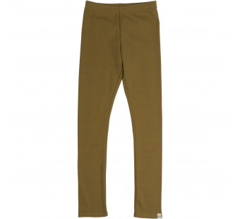 Minimalisma orgnic cotton legging golden leave