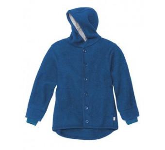 Disana boiled woolen jacket navy