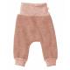 Disana boiled woolen pants  Rose