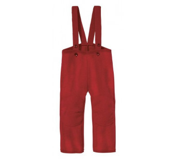 Disana boiled wool trousers bordeaux *new 2019*