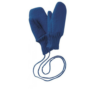 Disana boiled woolen gloves navy *new colours 2019*