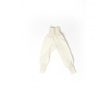 Cosilana pants woolcottonfleece natural (48925)