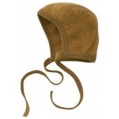 Engel woolfleece bonnet saffron