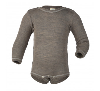 Engel wool silk body walnut