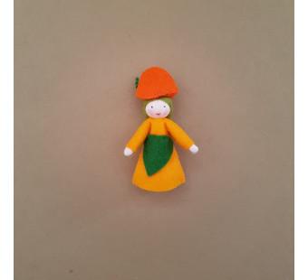 Seasonal doll Lantern girl
