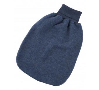 Engel woolfleece romper pouch blue