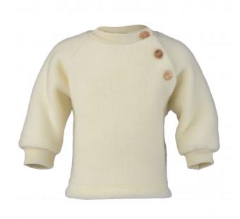 Engel woolfleece sweater natural