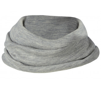 Engel wool silk scarf Soft grey