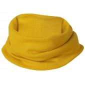 Engel wool silk scarf Saffron