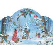 Adventskalender D Drescher - Die kleine Elfe feiert Weihnachten