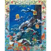 Adventskalender groot D Drescher -Weihnachten in Elfenland