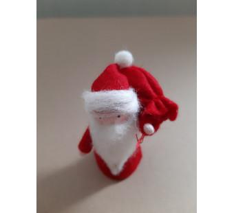 Seasonal doll Santa Claus