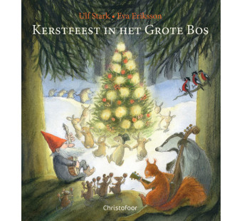 Kerstfeest in het grote bos (Ulf Stark)