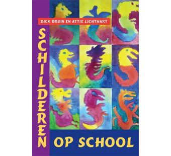 Schilderen op school (Bruin en Lichthart)