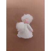 Seasonal doll Snow Girl