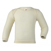 Engel wool silk longsleeve natural