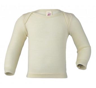 Engel wool silk longsleeve natural