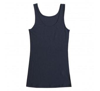 Joha woolen sleeveless shirt navy (70603)