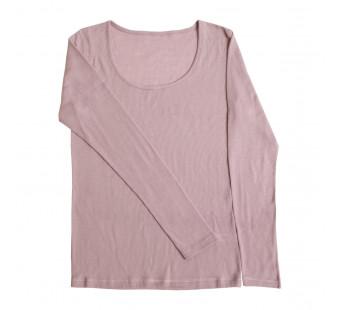 Joha woolen long sleeve shirt malve (10605)