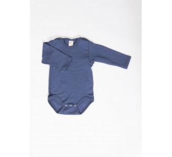 Lilano wool silk body navy