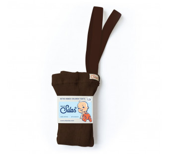 Silly Silas kaotenen maillot chocolate brown