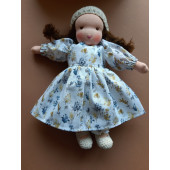 Seasonal doll  waldorf doll Anne (32cm)