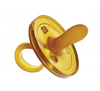 Goldi natural rubber dummy oval