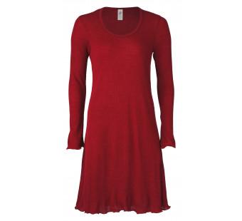 Engel wool silk nightgown nauve