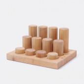 Grimms sorteerspel naturel (10570)