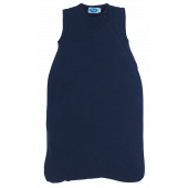 Reiff wool silk terry sleeping bag navy