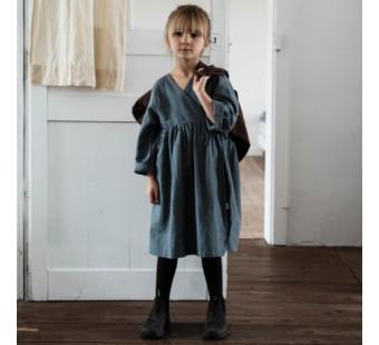 Poudre Organic jurk Goyave Stormy Weather