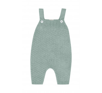 Puri organics playsuit sea green  80% cotton 20% silk